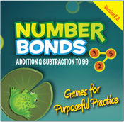 Number Bonds: Addition and Subtraction to 99 (PC Version)