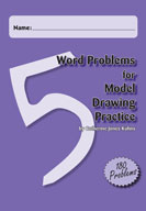 Word Problems for Model Drawing Practice Level 5 [Single U