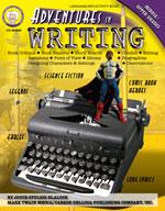 Adventures in Writing by Mark Twain Media