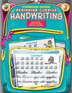 Beginning Cursive Handwriting, Grade 3