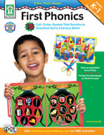 Color Photo Games: First Phonics