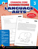 Common Core Connections Language Arts: Grade 3