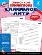 Common Core Connections Language Arts: Grade 5