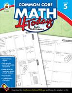 Common Core Math 4 Today, Grade 5