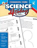 Common Core Science 4 Today, Grade K (eBook)