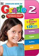 Complete Book Of Grade 2, Grade 2 (ebook)