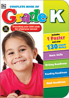 Complete Book Of Grade K, Grade K (ebook)