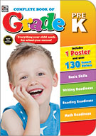Complete Book Of Prek, Grade Prek (ebook)