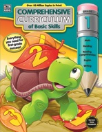 Comprehensive Curriculum Of Basic Skills, Grade 1