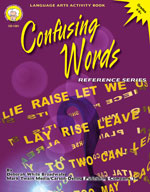 Confusing Words by Mark Twain Media