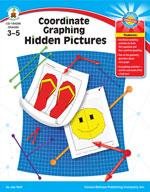Coordinate Graph Hidden Pictures