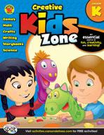Creative Kids Zone, Kindergarten
