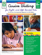 Cursive Writing for Right and Left Handed Kids