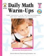Daily Math Warm-Ups, Grade 2