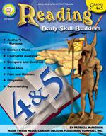 Daily Skill Builders: Reading: Grades 4-5 by Mark Twain Media