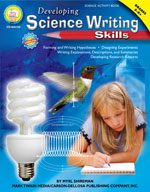 Developing Science Writing Skills by Mark Twain Media