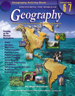 Discovering the World of Geography: Grades 6-7 by Mark Twa
