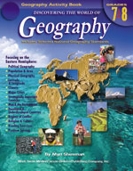 Discovering the World of Geography: Grades 7-8 by Mark Twa