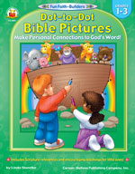 Dot-to-Dot Bible Pictures