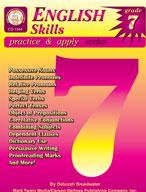 English Skills: Grade 7 by Mark Twain Media