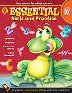 Essential Skills And Practice, Grade PK