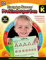Everyday Success, Prekindergarten (eBook)