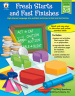 Fresh Starts and Fast Finishes, Grades 3-5