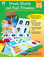 Fresh Starts and Fast Finishes, Grades K-2
