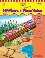 Funtastic Frogs Math Numbers and Beginning Place Value