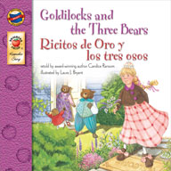 Goldilocks and the Three Bears (English/Spanish)