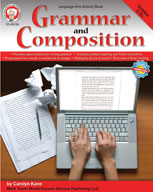 Grammar and Composition by Mark Twain Media