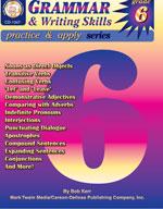 Grammar and Writing Skills: Grade 6 by Mark Twain Media