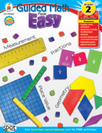 Guided Math Made Easy: Grade 2