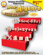 Helping Students Pre-Algebra by Mark Twain Media
