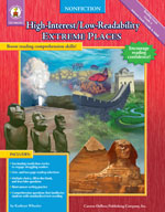 High-Interest/Low-Readability Nonfiction: Extreme Places