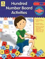 Hundred Number Board Activities, Grades 4-5