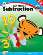 I Can Master Subtraction