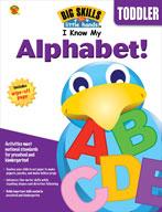 I Know My Alphabet! (Volume 2)