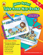 Jesus Saves! Mini-Books