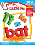 Jump Into Phonics Kindergarten