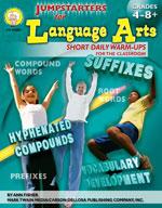 Jumpstarters for Language Arts by Mark Twain Media