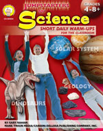 Jumpstarters for Science by Mark Twain Media
