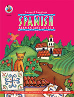 Learn-A-Language Books Spanish