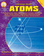 Learning About Atoms by Mark Twain Media
