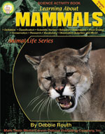 Learning about Mammals by Mark Twain Media