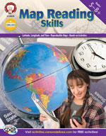 Map Reading Skills by Mark Twain Media
