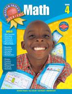 Master Skills Math, Grade 4