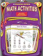 Math Activities, Grade 2 (ebook)