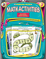 Math Activities, Grade 3