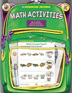 Math Activities, Grade K
